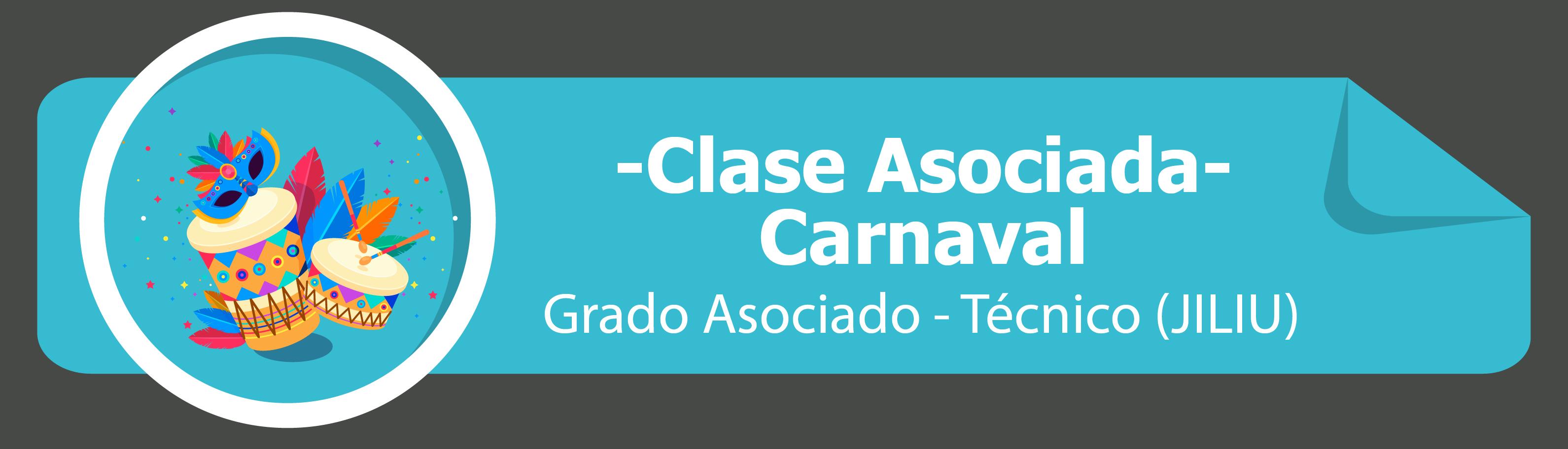 Clase Asociada - Carnaval