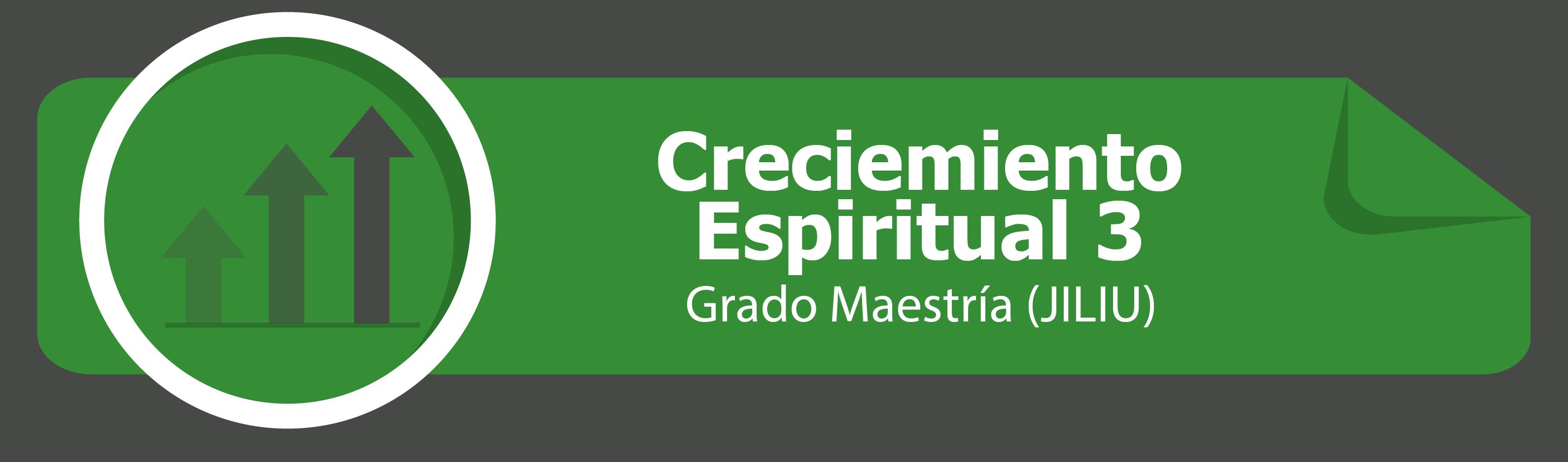 Crecimiento Espiritual 3